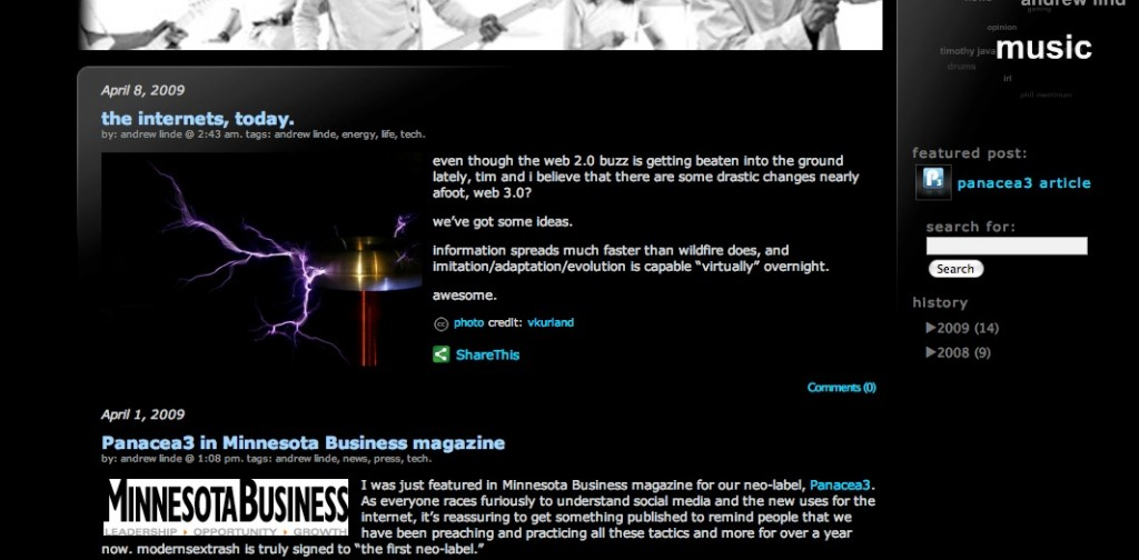 websitesnippet - modernsextrash.com